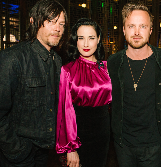 Cult Denim and Flaunt Magazine Throw a Star-studded Bash at Hakkasan Beverly Hills