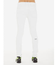Load image into Gallery viewer, PUNK SUPER SKINNY STRETCH IN WHITE