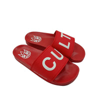 Load image into Gallery viewer, CULT SANDALS IN RED *BACKORDERED*