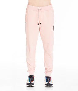 SWEATPANT IN SALMON