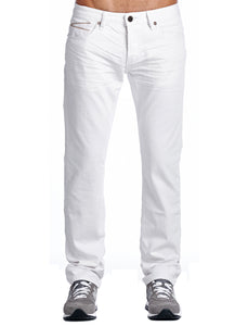 Cult of IndividualityMen's Rebel Straight Denim Jeans in White44