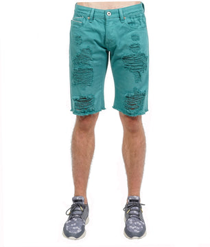 Cult of Individuality | Rebel Shorts in Tidepool