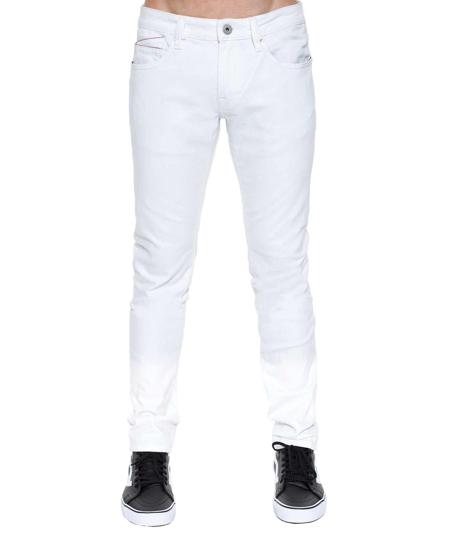 Cult of IndividualityMen's Rocker Slim Denim Jeans in White44