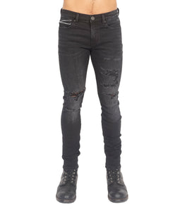 Cult of IndividualityMen's Punk Super Skinny in Jet Black44
