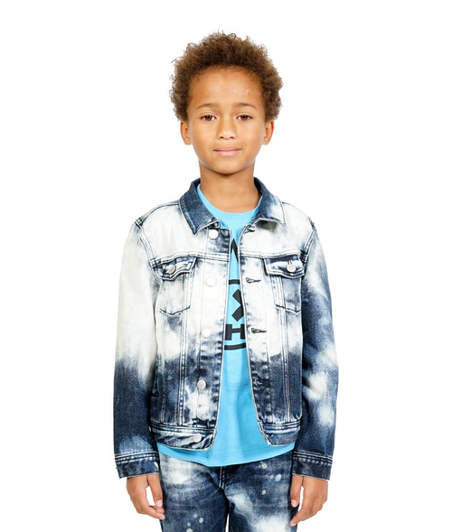 Cult of IndividualityKid's Denim Jacket Stretch in Gandy5-Apr