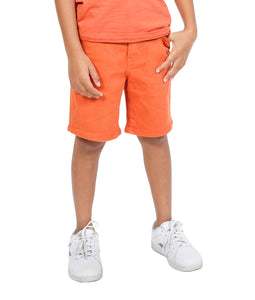 Cult of IndividualityKid's Rogue Shorts Stretch in Ginger