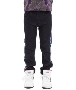 Cult of IndividualityKid's Rogue Slim Straight Stretch Denim Jeans in Rinse10