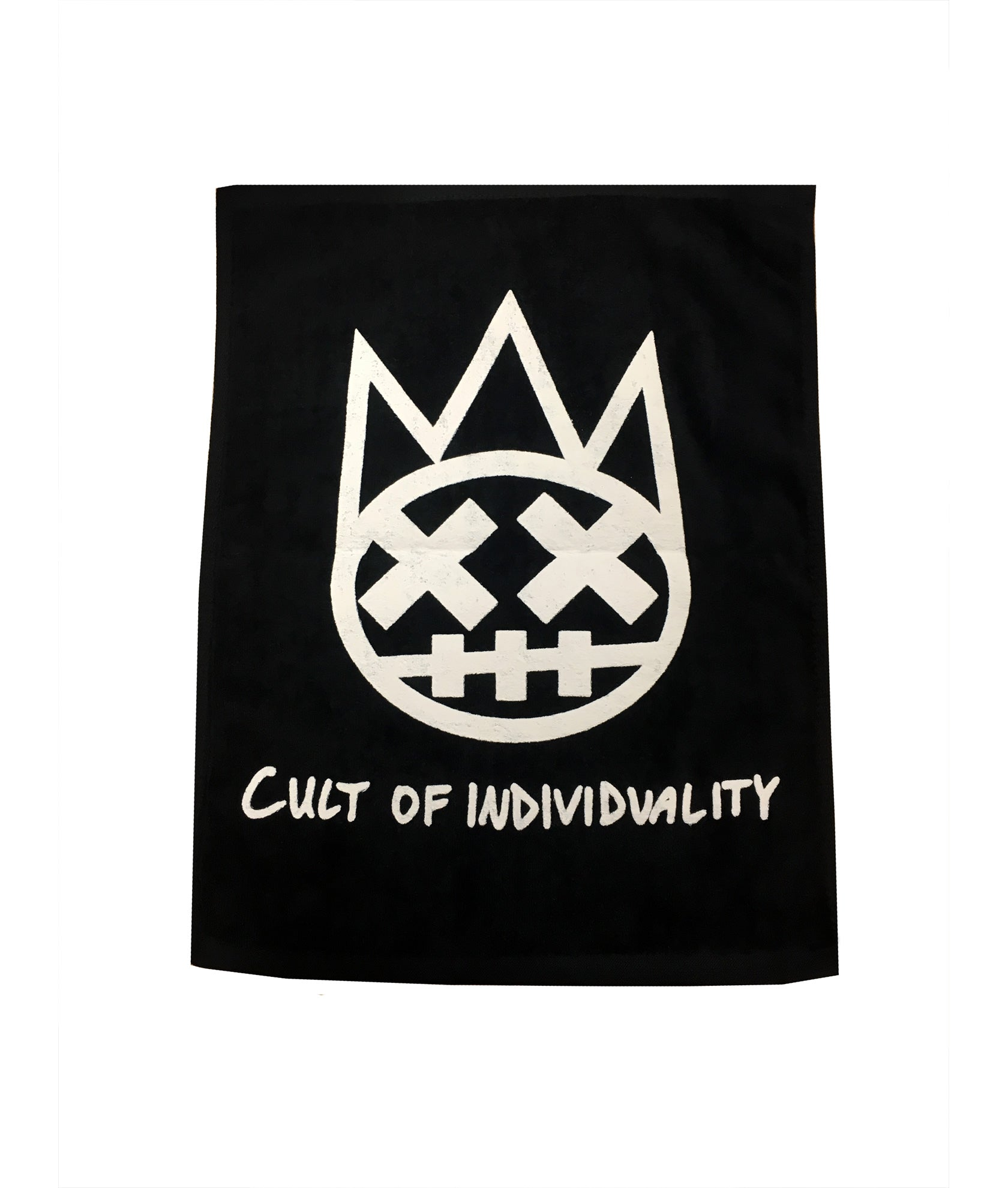 Cult of IndividualityShimuchan CULT Towel in Black