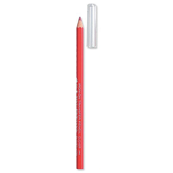 Clover Iron On Transfer Pencil - Red