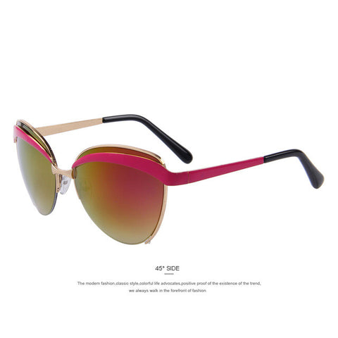 Women Retro Butterfly Sunglasses