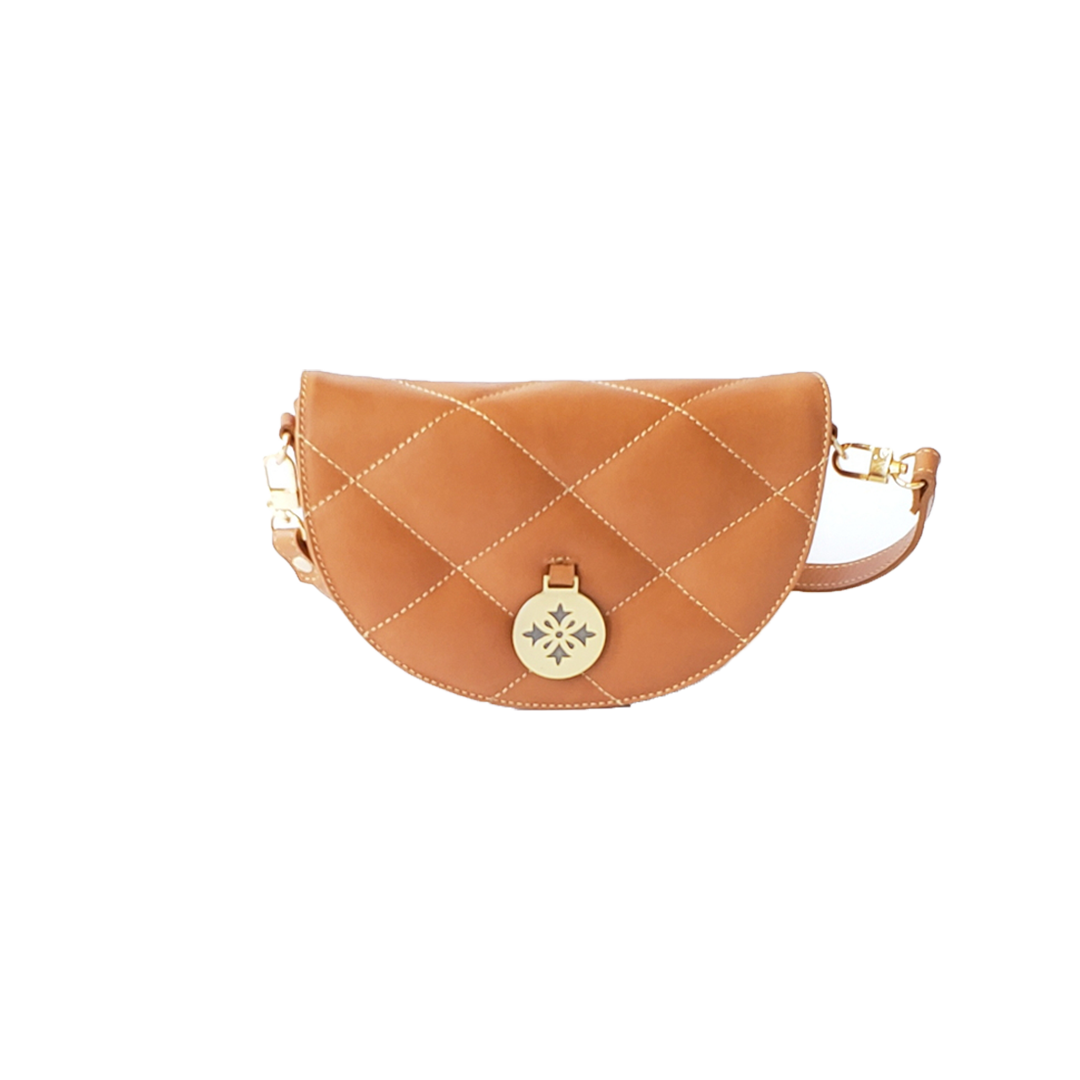Anne Bag Cuero Toffee