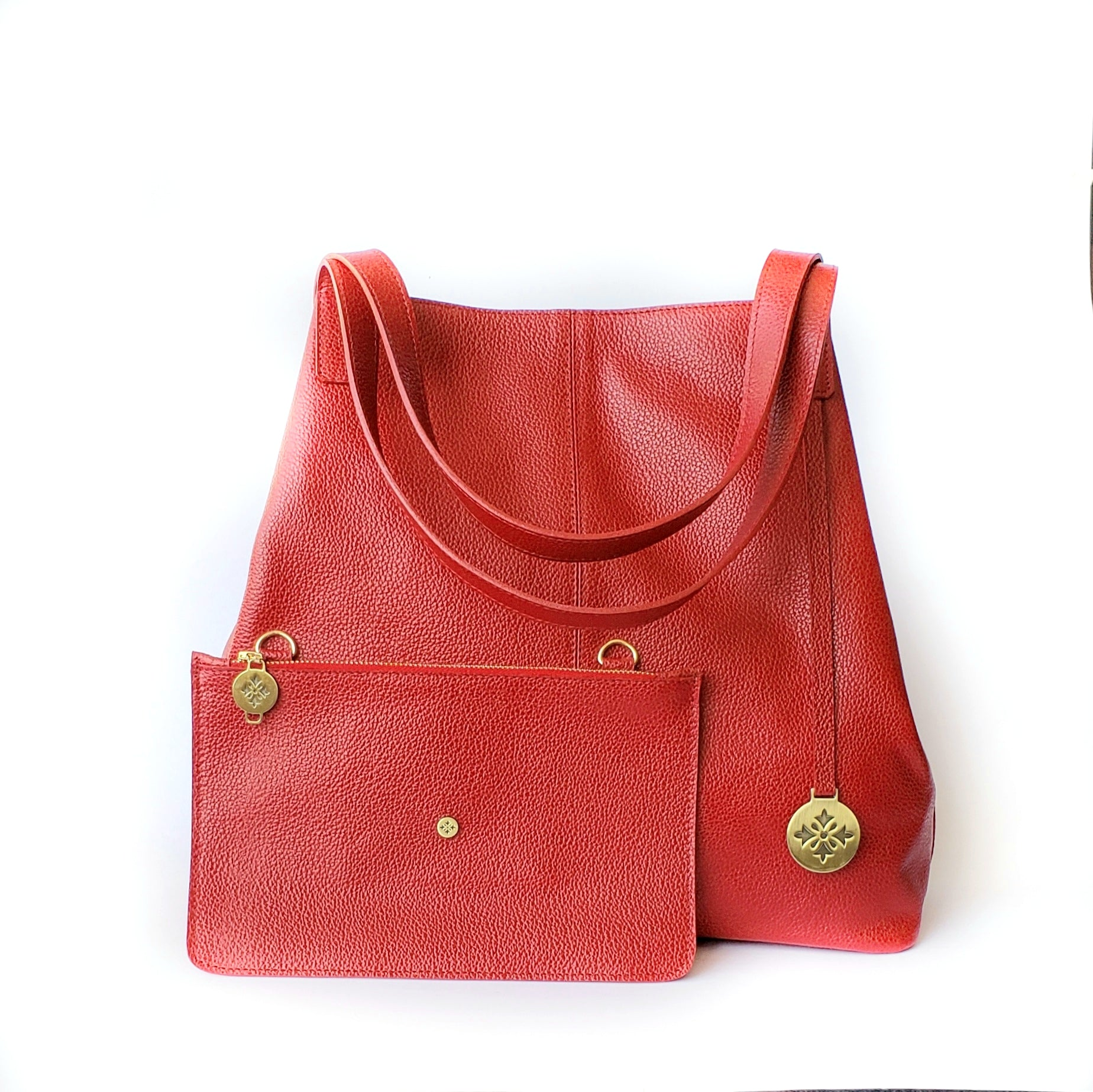 Maxx Bag Pocket Roja