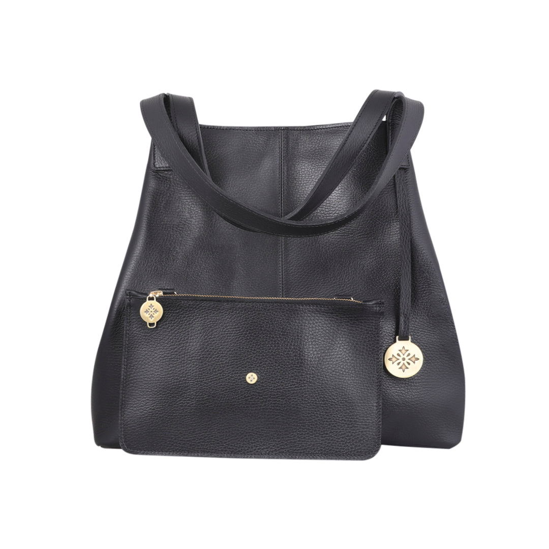 Maxx Bag Pocket Negra