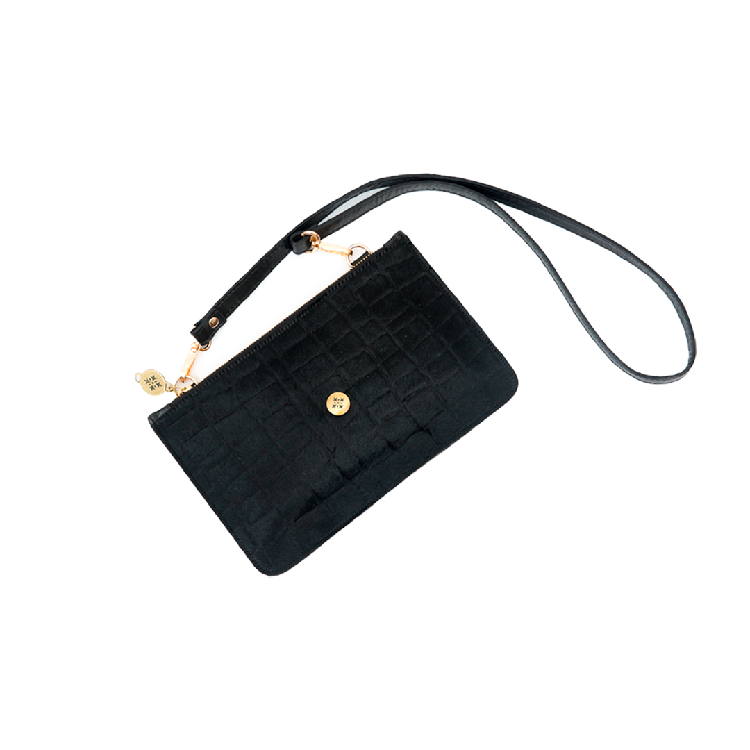 Pocket Bag Duo Pelo Negro