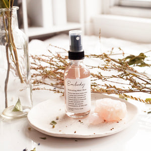 Shop Embody Hydrating Mist with Rose Floral Water