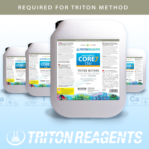 CORE7 Base Elements Bulk 4x5L NEW!  All liquid