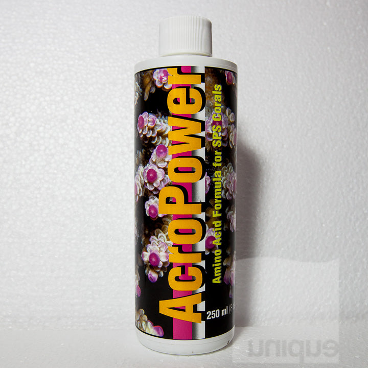 "Two Little Fishies AcroPower -Amino Acid Supplement for ""SPS"" Corals - 8 oz"