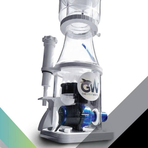 NEW! Dalua Great White DC Protein Skimmer GW-12 up to 320 gallons