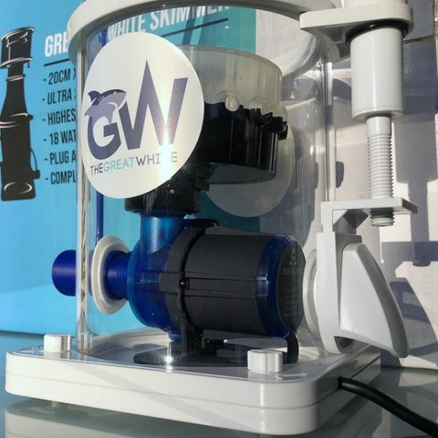 NEW! Dalua Great White DC Protein Skimmer GW-17 up to 450 gallons