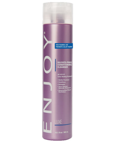 Enjoy Luxury Conditioning Cleanser