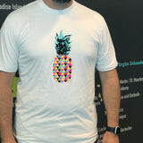 Geometric Pineapple Tee