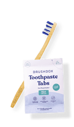 Bamboo Brush & Zero-Waste Toothpaste Tabs (Bi-monthly Subscription) - VeryMe Exclusive