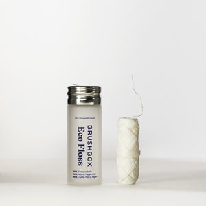 Year's Supply (x6) Plastic-Free Eco-Floss - [One Time Purchase]