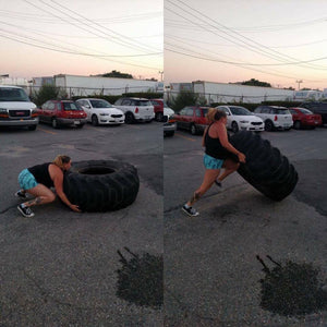 Falling in Love (With Strongman)