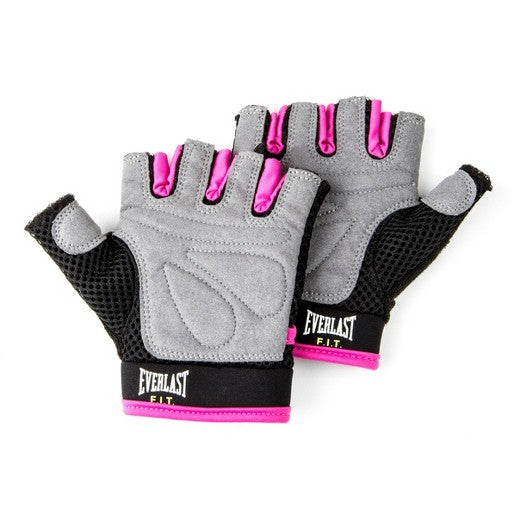 Everlast weightlifting gloves complete your gym look