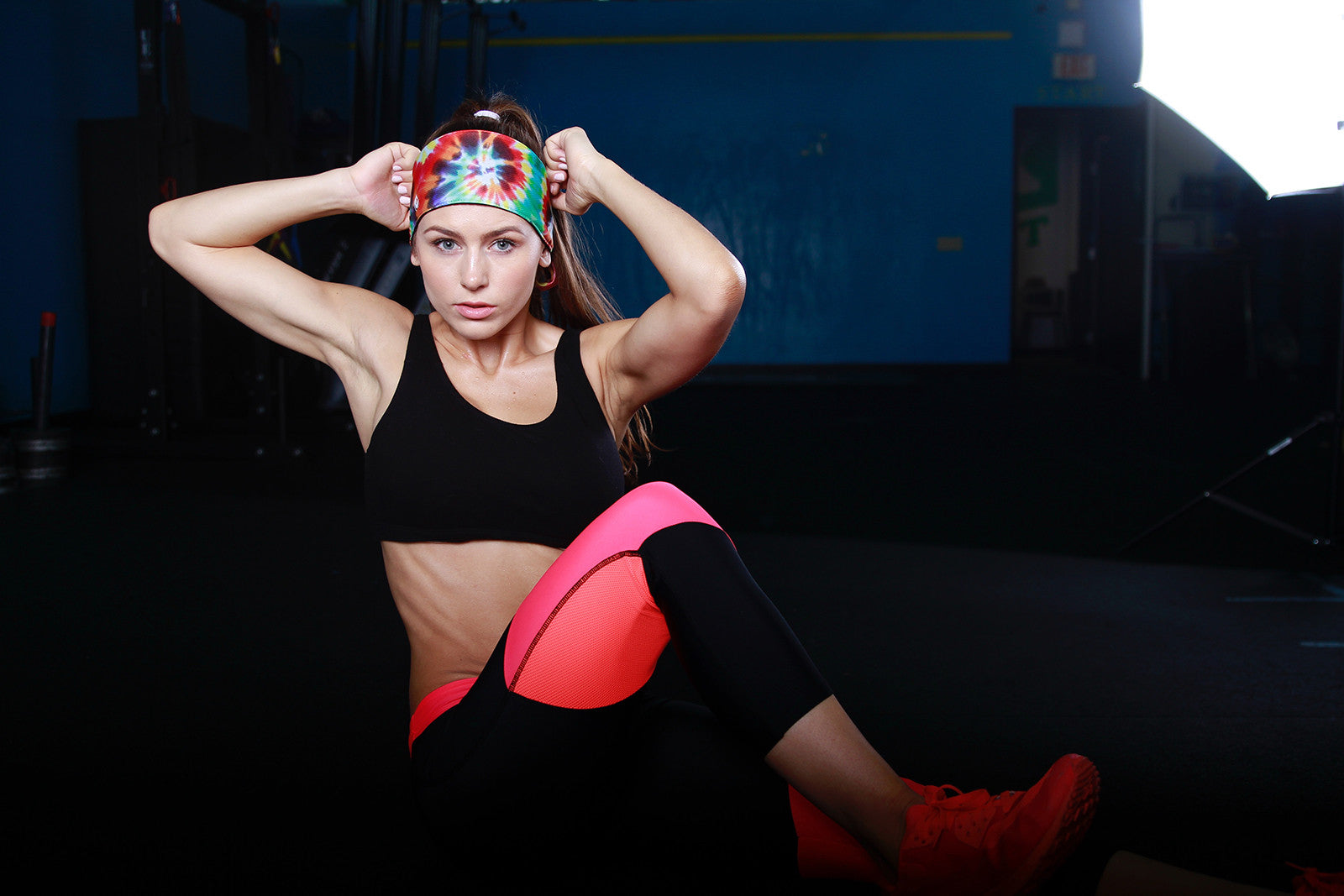 Gymwrap sweat headbands