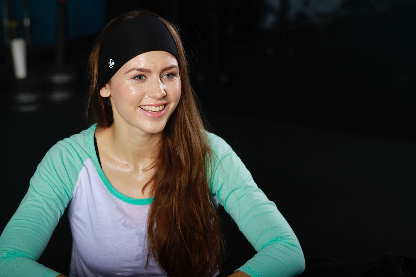 Gymwrap moisture-wicking headbands