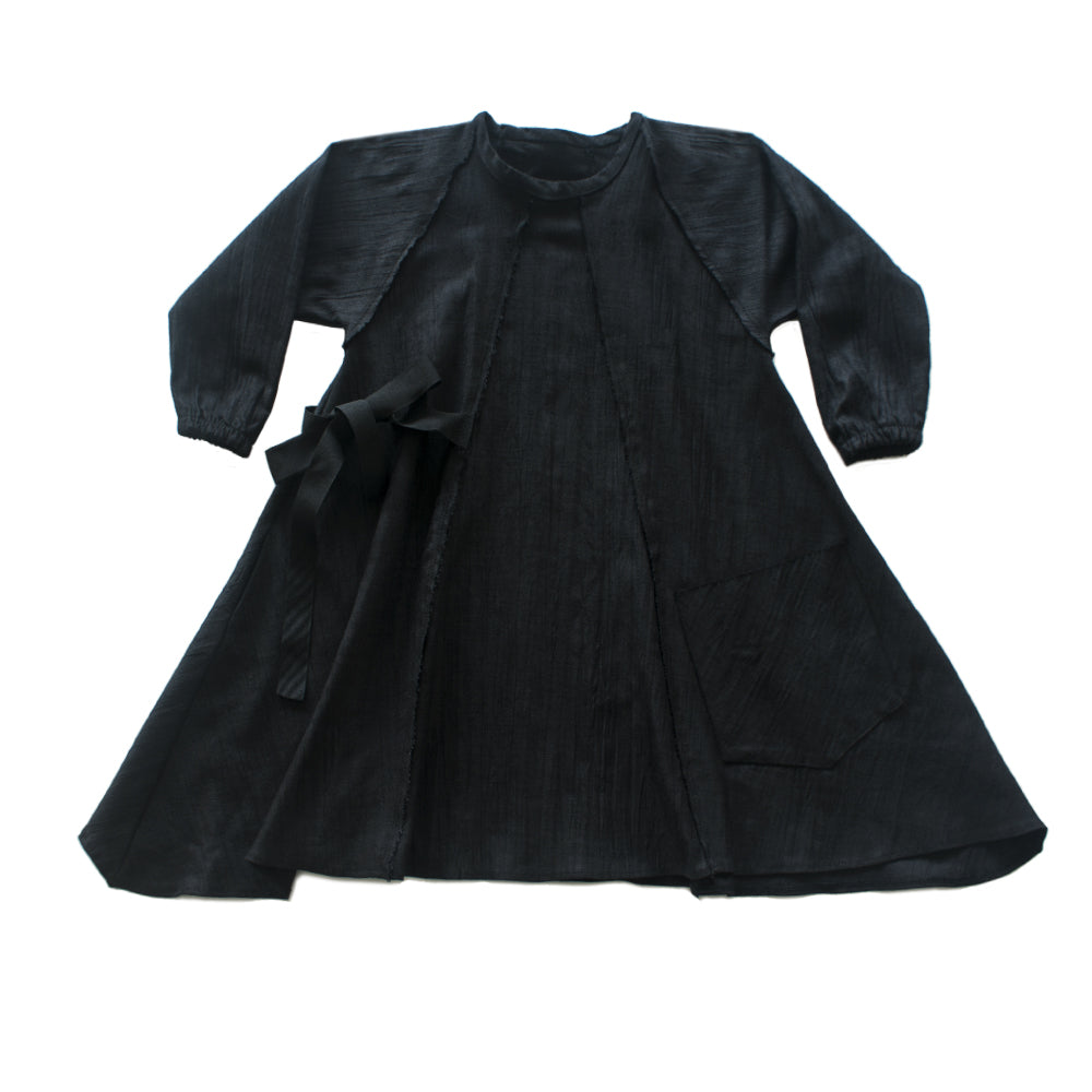 ACBC Black Pocket Dress