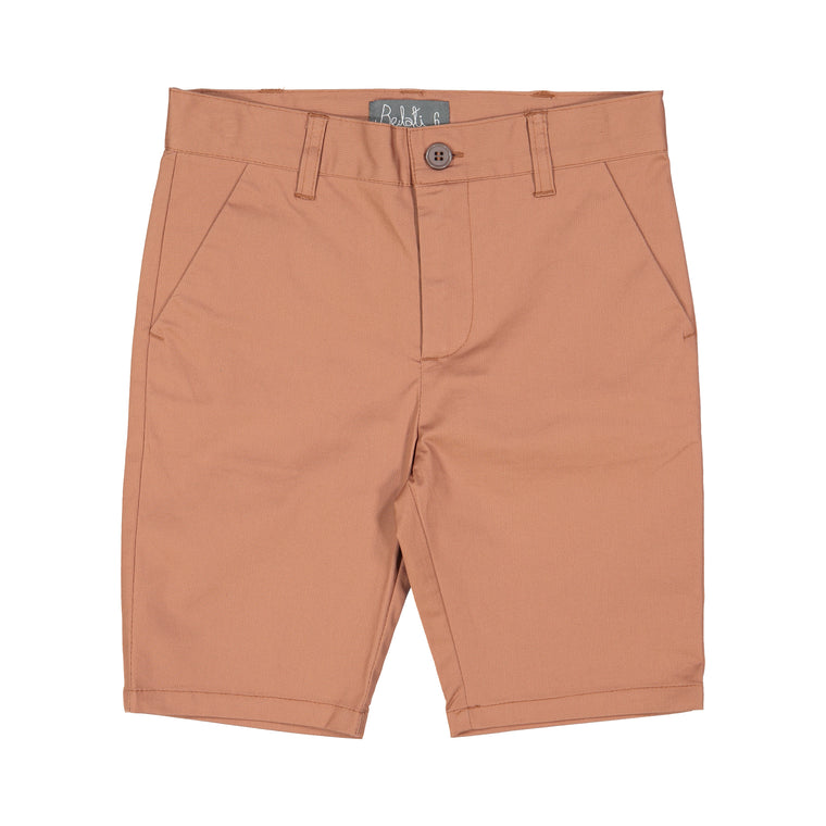 Belati Sienna Stretchy Cotton Bermuda Shorts