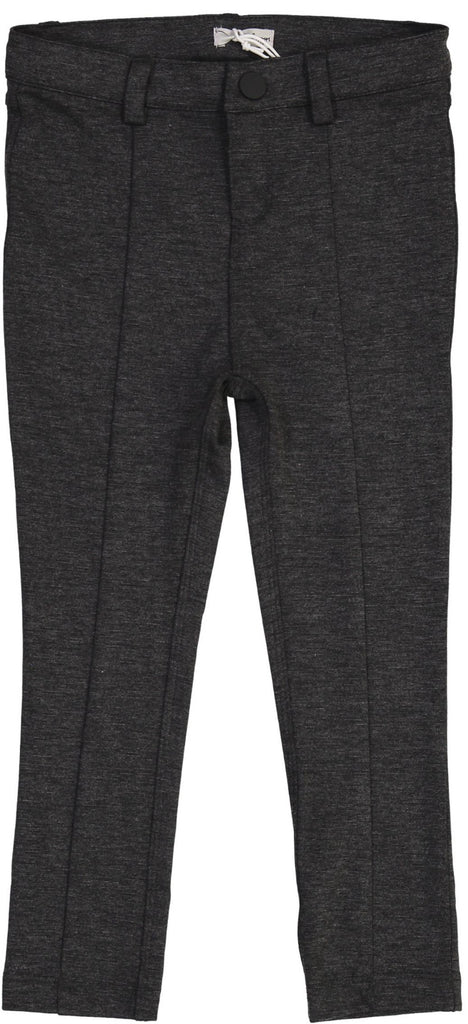 Lil Leggs Heather Knit Pants