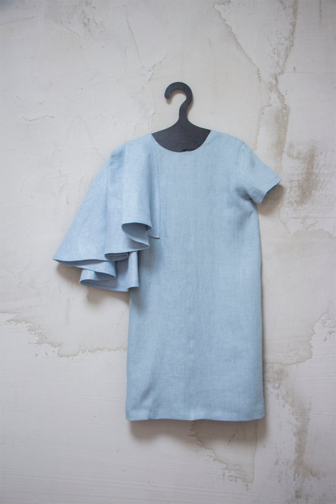 Manoko Blue Dress