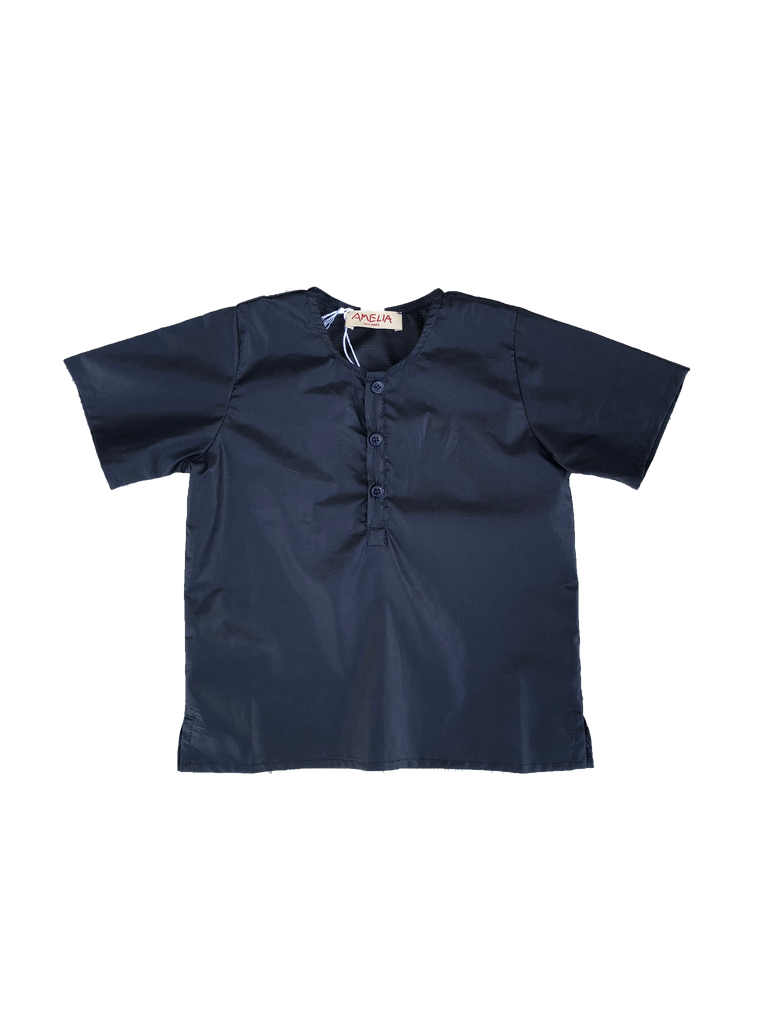 Amelia Dark Navy Shirt