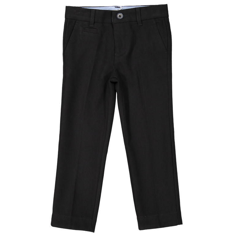 Coco Blanc Black Wool Pants
