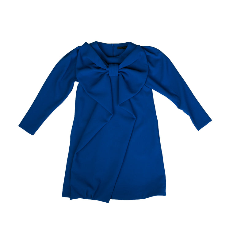 Mummymoon Blue Morning Dress
