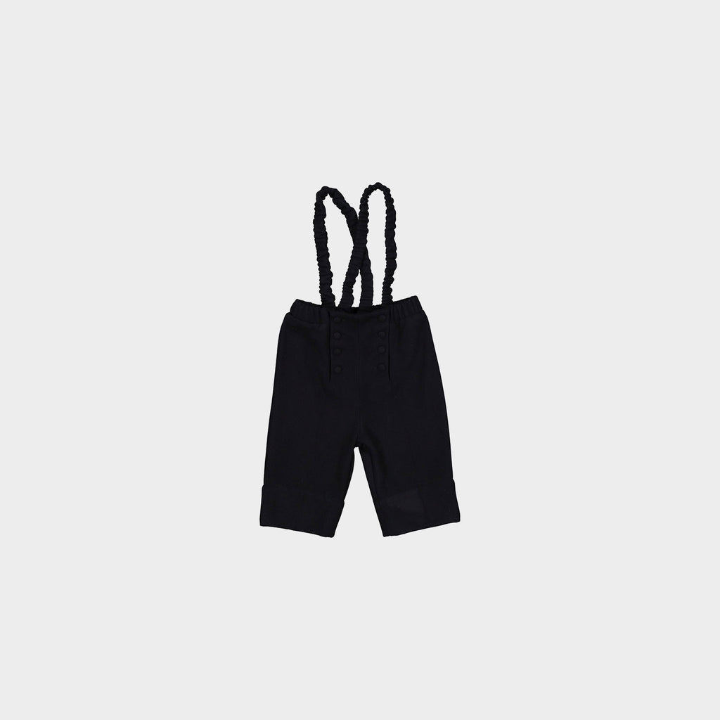 Carbon Soldier Black Scallywag Shorts