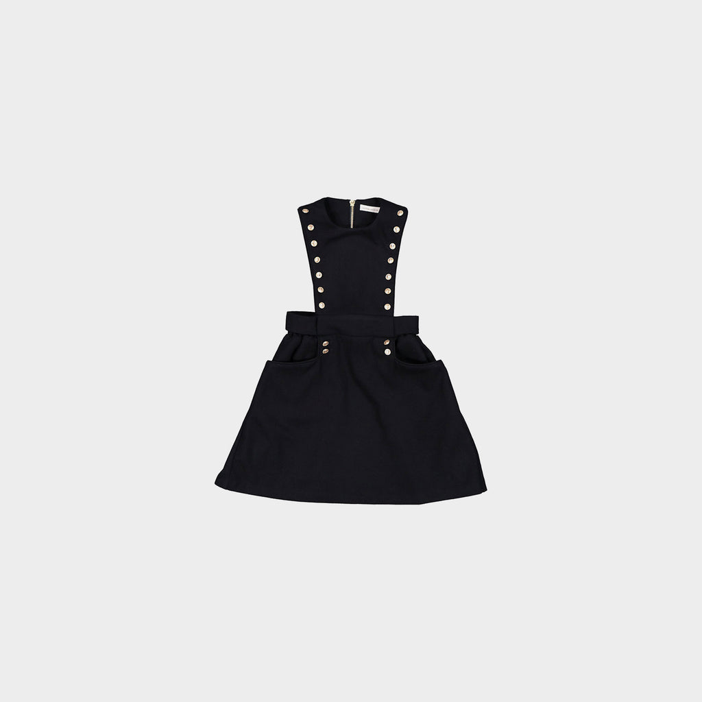 Carbon Soldier Black Springs Points Skirt