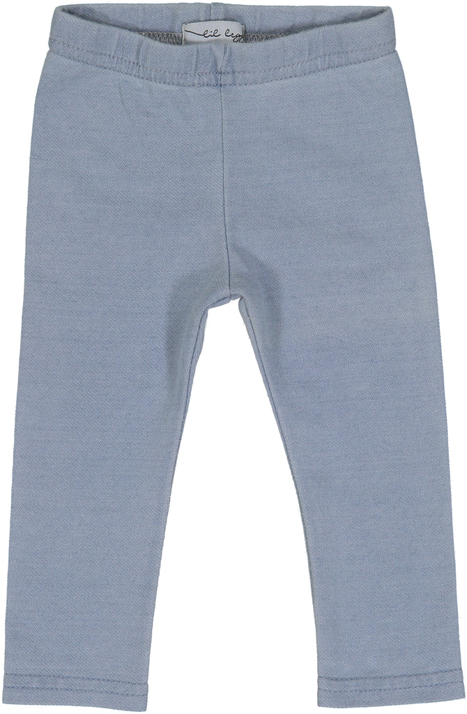 Lil Leggs Chambray Leggings