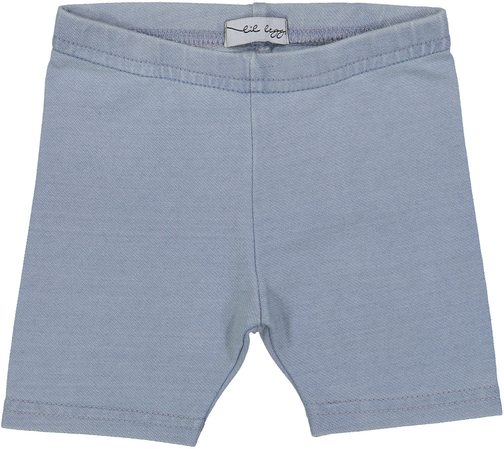 Lil Leggs Chambray Shorts