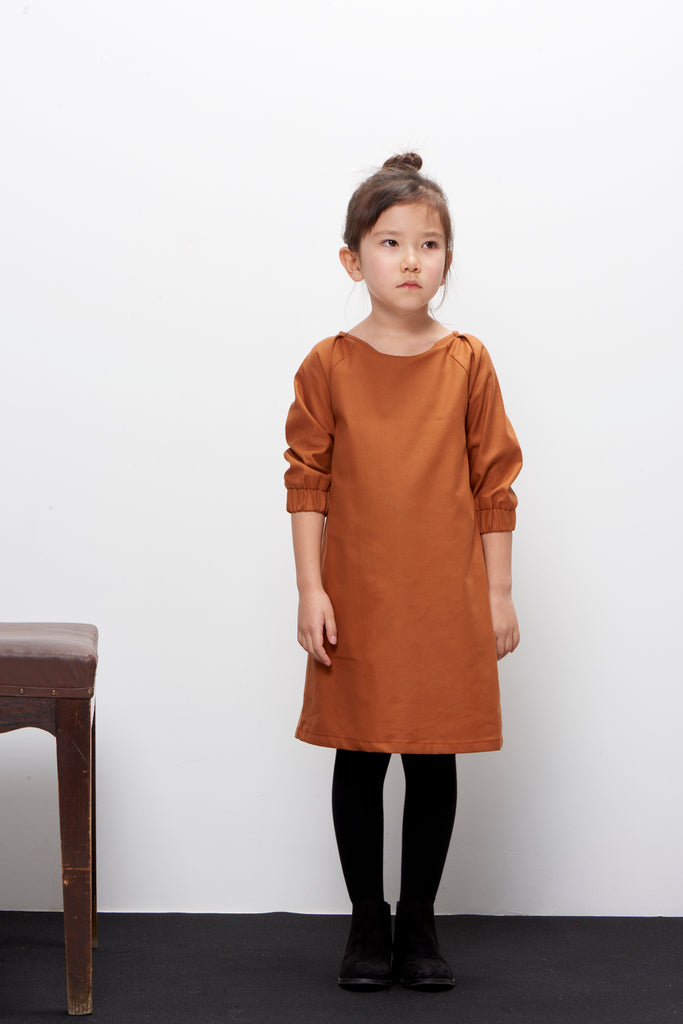 Mimapi Rust Paris Dress