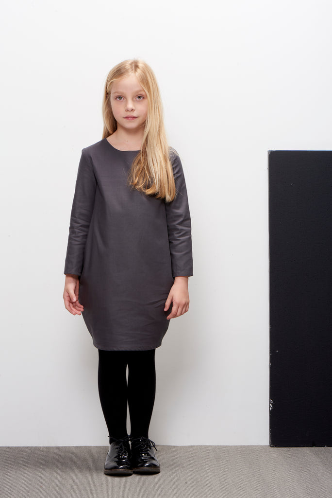 Mimapi Grey Helsinki Dress