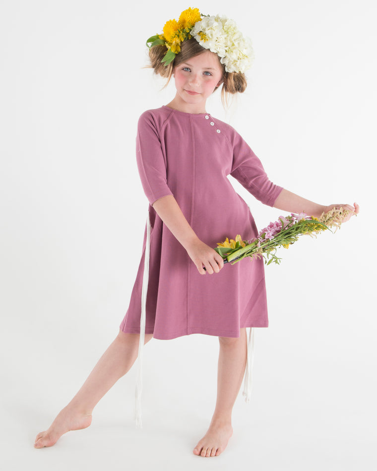 Teela Rose Raglan Dress