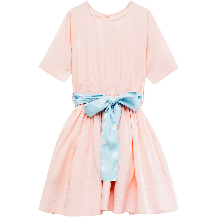 How To Kiss A Frog Powder Siona Dress