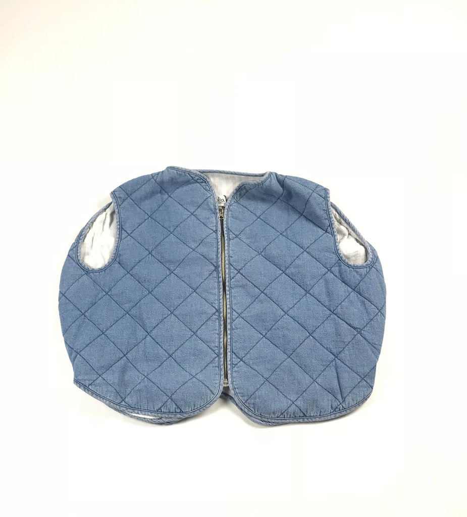 Nikolia Light Jean Bubble Vest