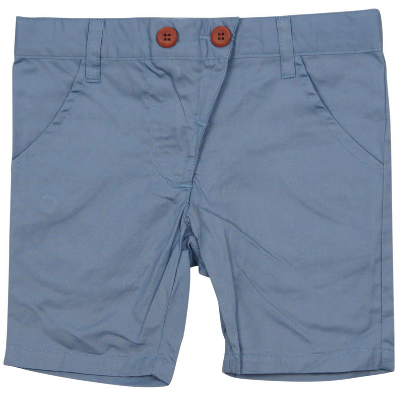 Kipp Blue Polished Shorts