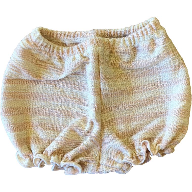 Latte Biscotti Pink/Gold Shimmer Bloomers