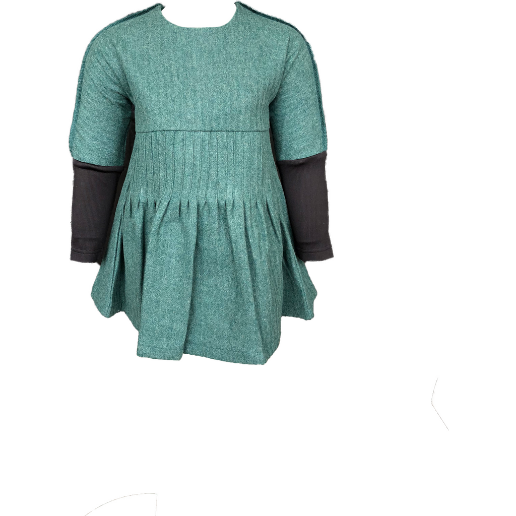 Little Cocoon Green Envy Dress